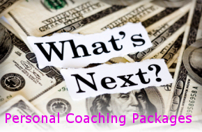Personal Coaching Packages