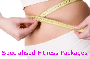 Specialised Fitness Packages