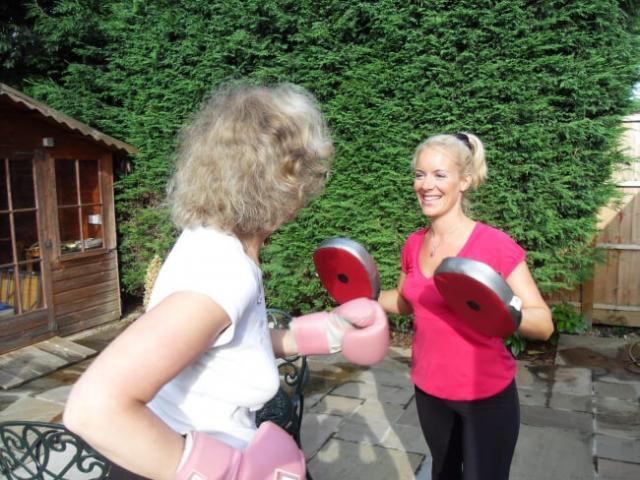 Personal Training with Davinia
