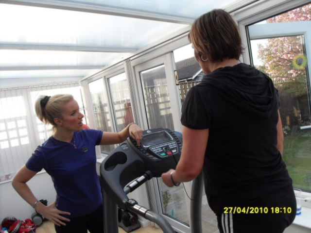 Personal Training with Davinia