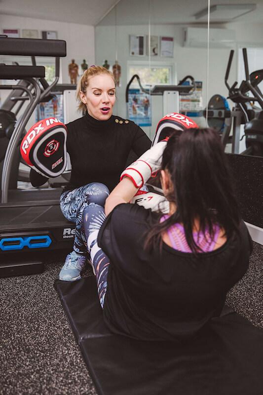 Davinia personal trainer